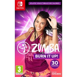 Jeu Nintendo Switch ZUMBA...