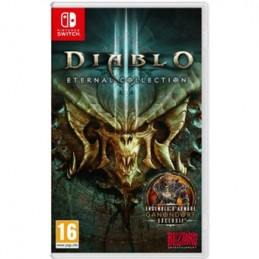 Jeu Nintendo Switch DIABLO...