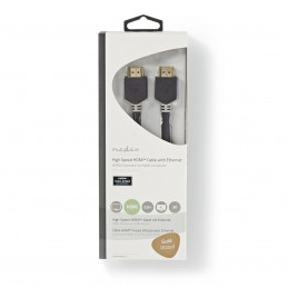 Nedis high speed HDMI cable...