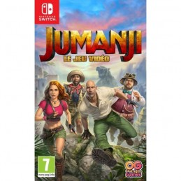 Jeu Nintendo Switch JUMANJI...