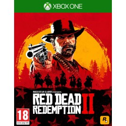 Jeu disque Blu-ray RED DEAD...