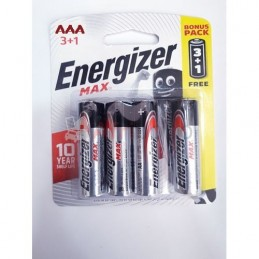 Piles Energizer Max AAA...