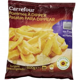 POMMES A DIPPER CARREFOUR...