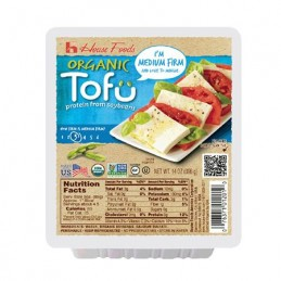 TOFU Organics Medium Firm -...