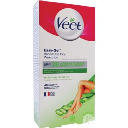 Easy-Gel Bandes de Cire...
