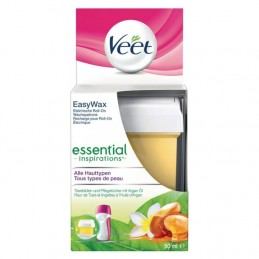 VEET Easy Wax Kit de...