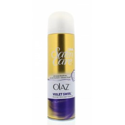 Gel rasage Satin care Olaz...