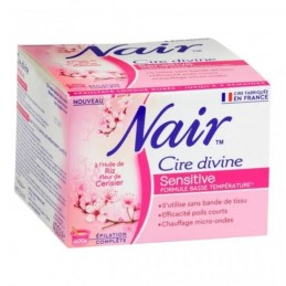 Cire divine Sensitive Nair...