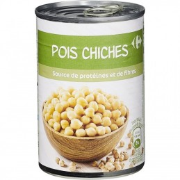Pois Chiches Carrefour 365g