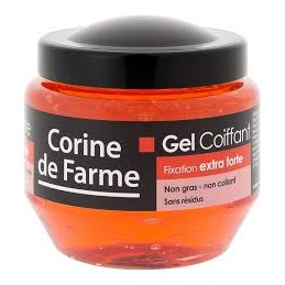 Gel coiffant Fixation...