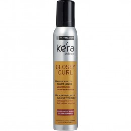 Mousse Glossy Curl ressort...