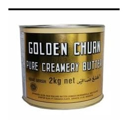 Golden churn butter 2kg