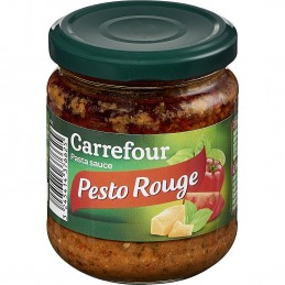 Sauce Pesto Rouge Carrefour...