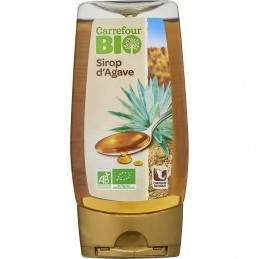 Sirop d'agave Carrefour Bio...
