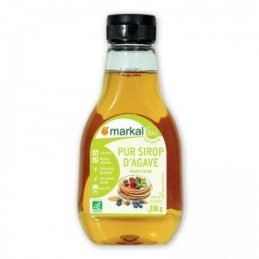 Pure sirop d'agave Markal 330g