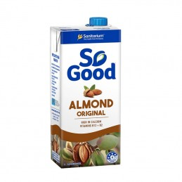 Lait d'Amande So Good 1L