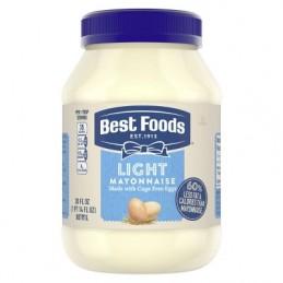 Best Foods Light Mayonnaise...