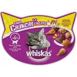 Whiskas TRIO CRUNCHY TREATS...