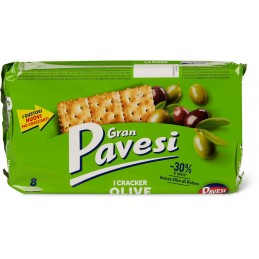 Crackers aux olives Gran...