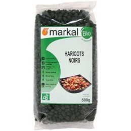 Haricots noirs bio Markal -...