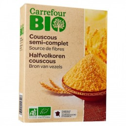 Carrefour Bio couscous...