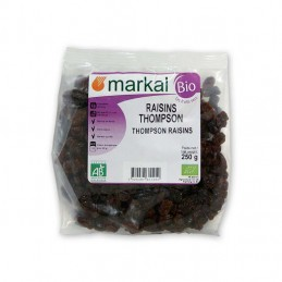 Raisins Thompson Bio Markal...
