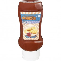 Sauce barbecue 400g