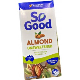 So Good lait almond...