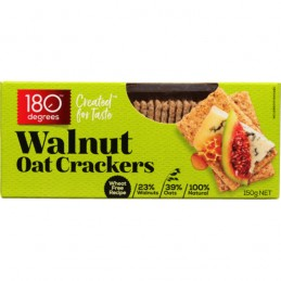 180 Degrees Crackers Oat...