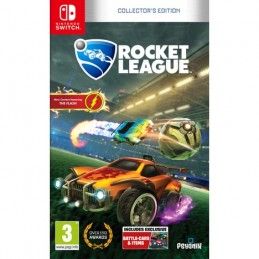 Jeu Nintendo Switch Rocket...