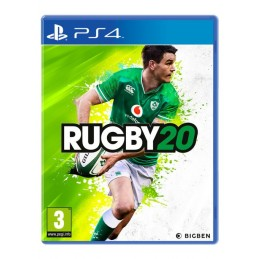 Jeu disque Blu-ray Rugby 20...