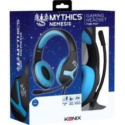 Casque Gaming PS4 Mythics...