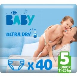 Carrefour Baby Ultra Dry 5...