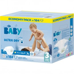 Carrefour Baby Ultra Dry 3...