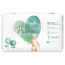Pampers Harmonie Taille 4...