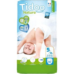 Couche Tidoo Nature Taille...