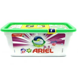 Lessive ARIEL Downy 3in1 27...