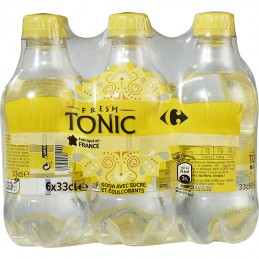 TONIC Fresh 6 x 33cl