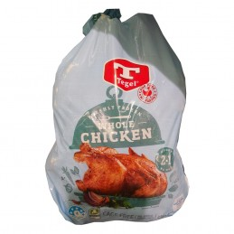 ❄ Poulet Entier Tegel Whole...