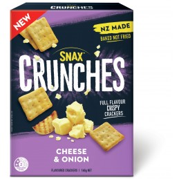 Snax Crunches Cheese &...