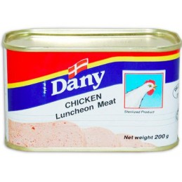 Chicken Luncheon meat Dany...