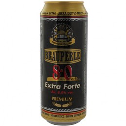Biere extra forte Brauperle...