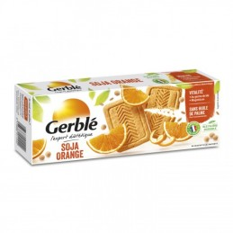 Biscuit Gerblé SOJA ORANGE...
