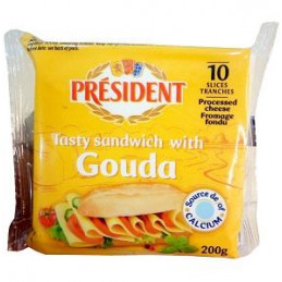 Fromage PRESIDENT Tasty...