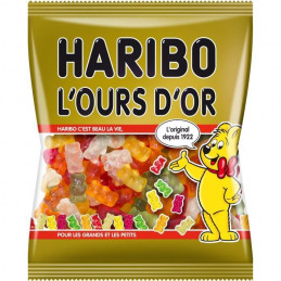 HARIBO L'Ours d'Or 200g