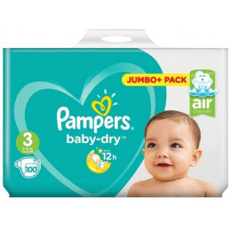 Pack 90 Couches Pampers...