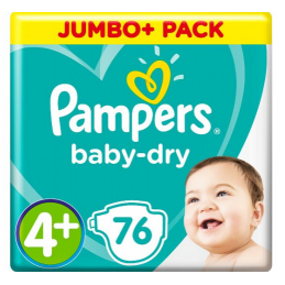 PAMPERS BABY DRY couches...