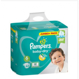 Jumbo+Pack Pampers Baby...