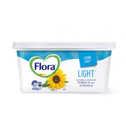 Margarine Light Flora 500g