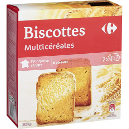 CARREFOUR Biscottes...